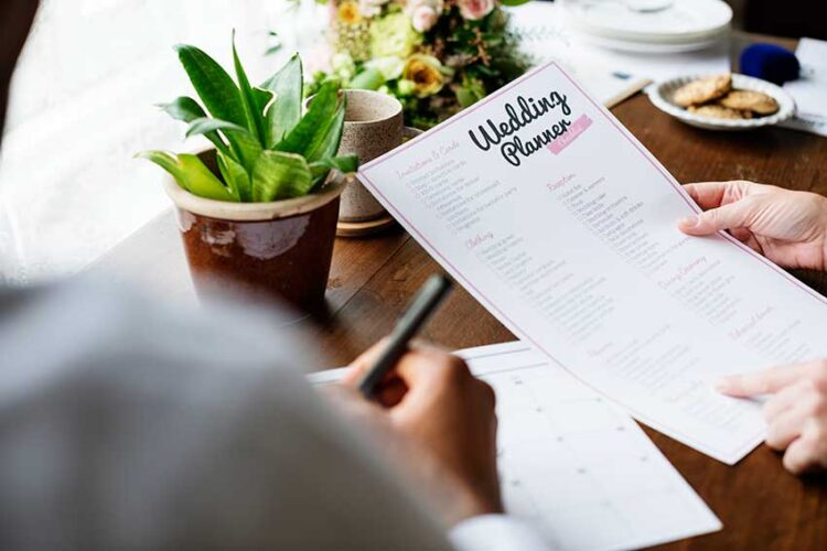 Why choose Wedding management as a career